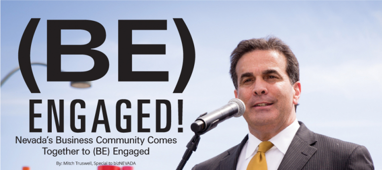 Nevada's Business Community Comes Together to (BE) Engaged