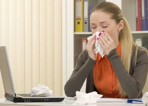 The Advantages of Telecommuting While Sick